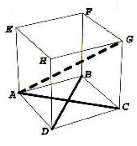 Kolmiulotteisten vektorien välinen kulma